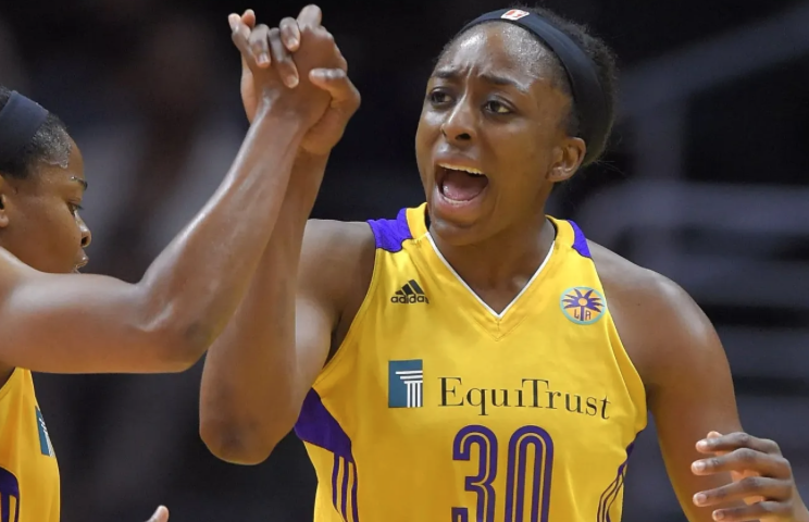 LA Sparks star Nneka Ogwumike calls out WNBA broadcasters for mispronouncing names