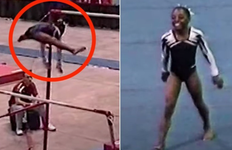 Young Simone Biles Teases Future Greatness In New Documentary Trailer
