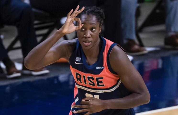 Tina Charles Has Found A New Way To Dominate The WNBA