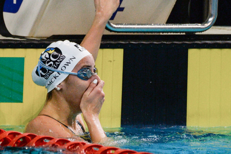Opinion: Australian women send message to athletes at US Olympic swimming trials