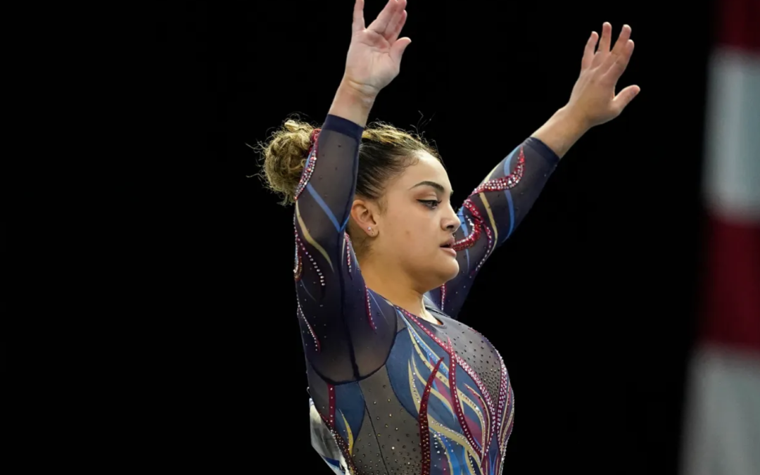 Comeback didn't get Laurie Hernandez to another Olympics – but it brought her peace
