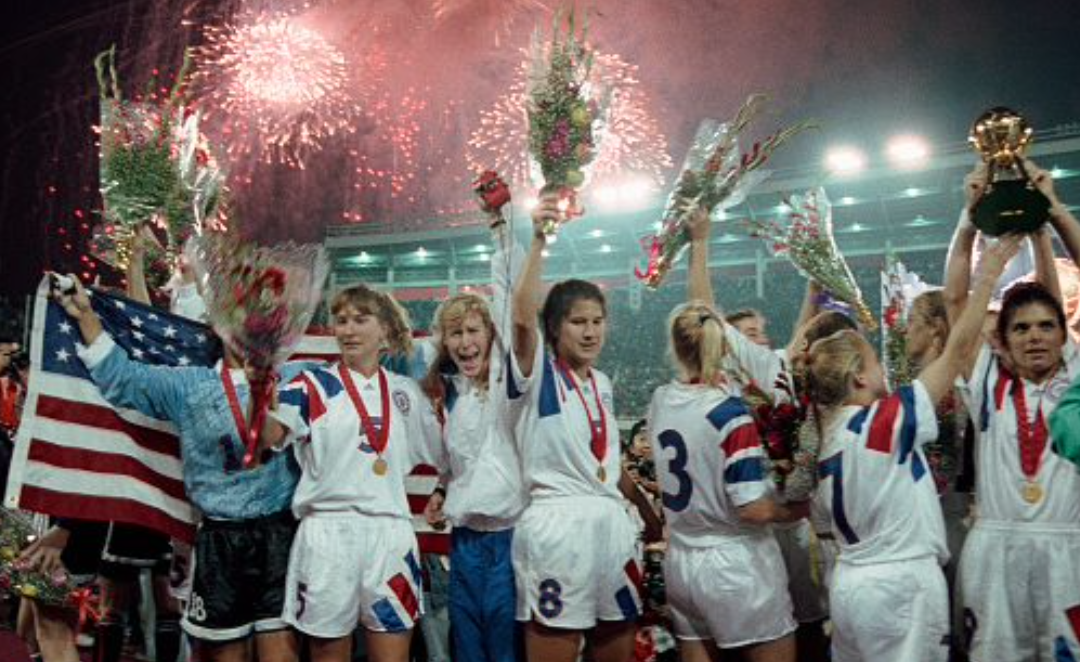 Peacock Will Highlight Female Olympians From '96 in New Docuseries