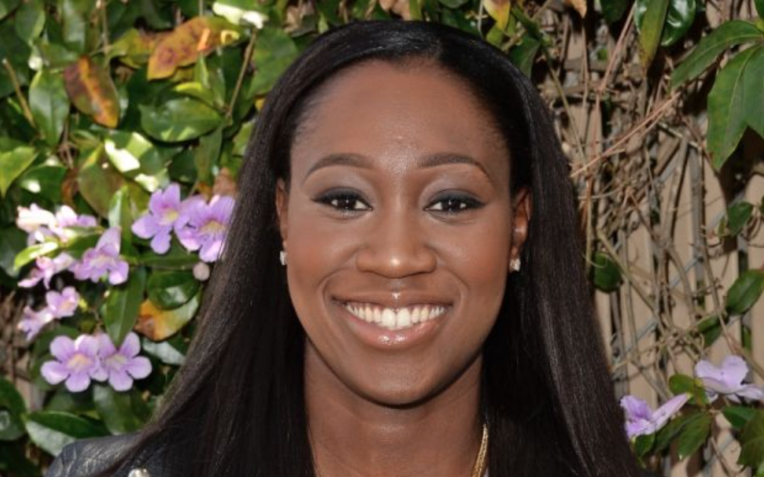 WNBA Star Tina Charles Uses New Film 'Game Changer' To Incite Change In Gaming