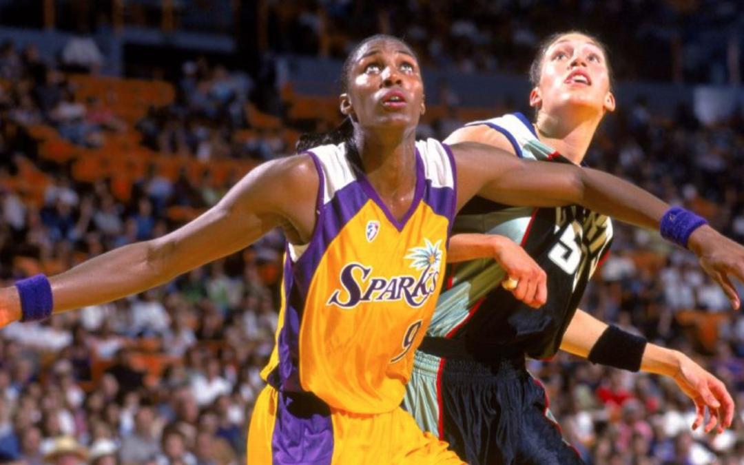 Inside the WNBA's inaugural game, 25 seasons later