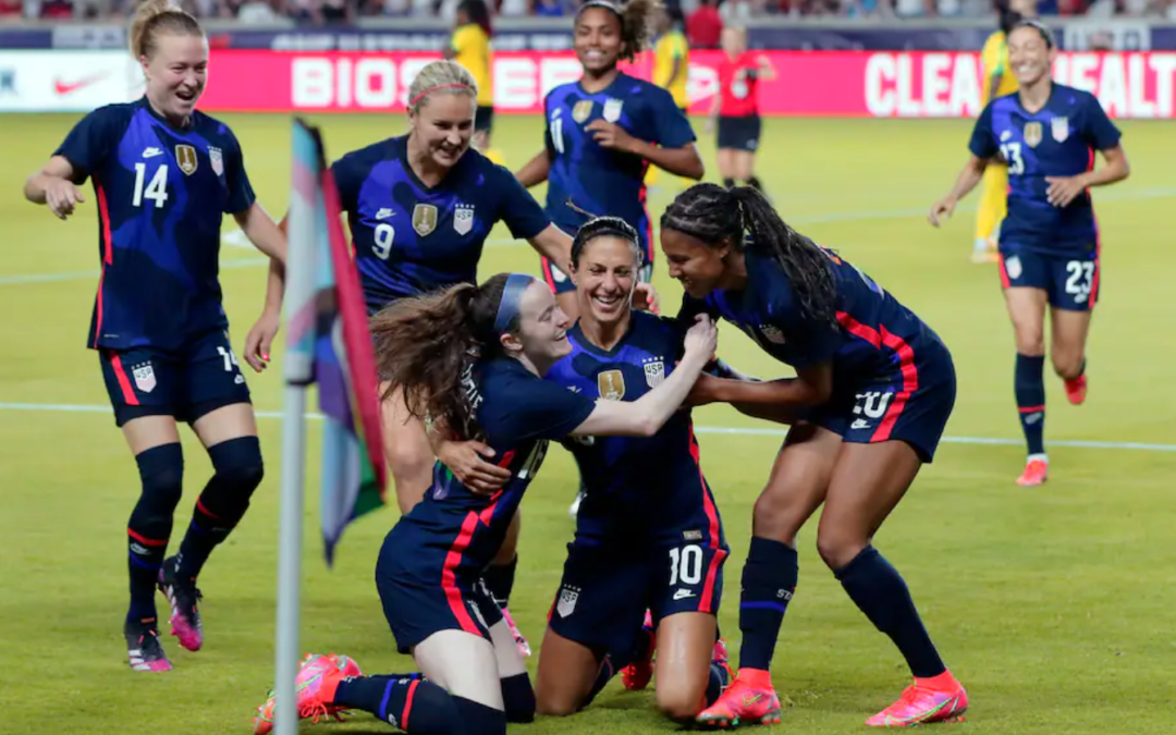 USWNT's trials and triumphs are an incredible story, but a new film doesn't give the full picture