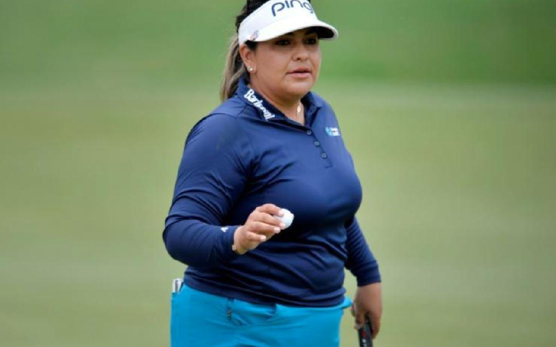 Salas reveals mental battle after taking Women's PGA lead