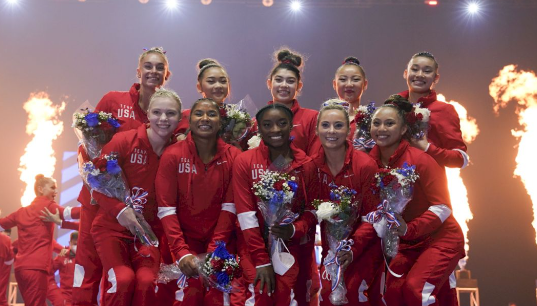 Meet The Tokyo Bound 2021 U.S. Women's Artistic Gymnastics Olympic Team