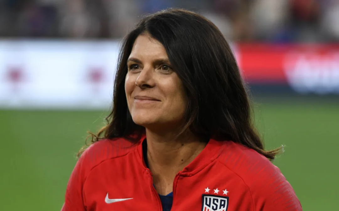Mia Hamm Sets Record For Most Expensive Female Sports Card With Rookie Card Sale