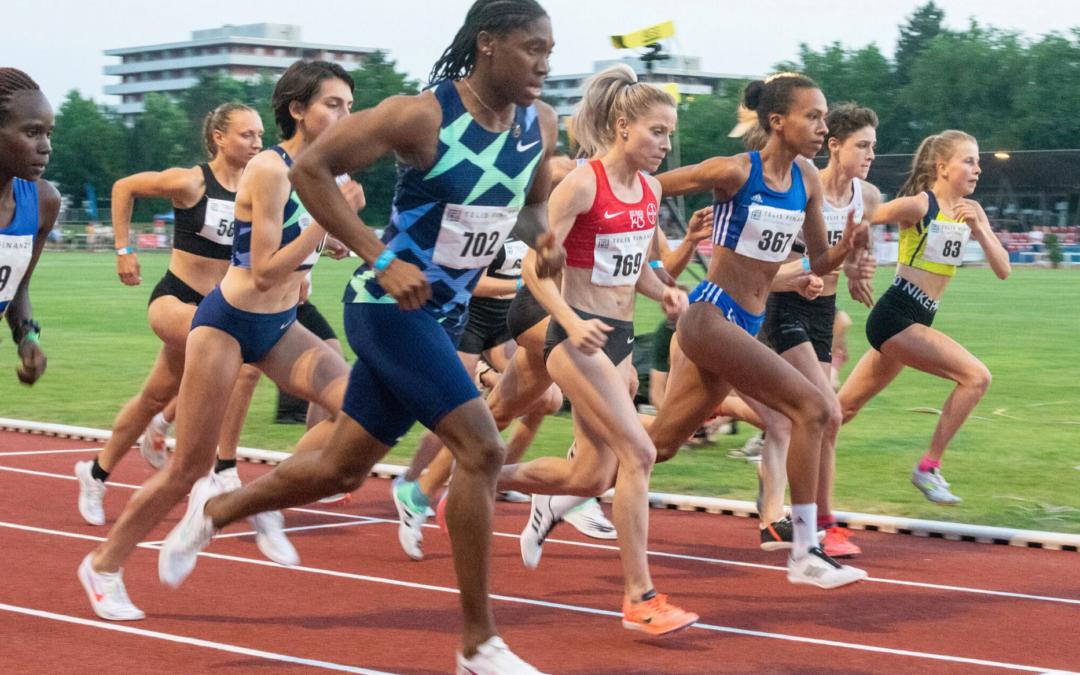 The Clock Ticks on Caster Semenya's Olympic Career
