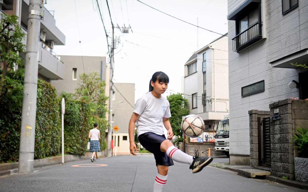 Expected to Be Demure, Japan's Girls Face Steep Hurdles to Athletic Dreams