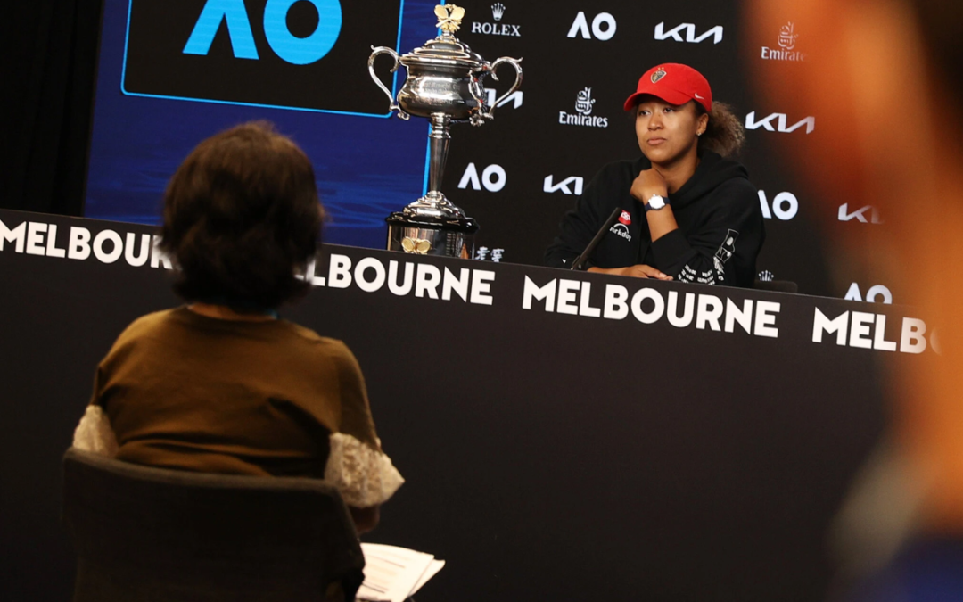 Naomi Osaka Is Talking to the Media Again, but on Her Own Terms