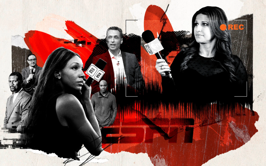 A Disparaging Video Prompts Explosive Fallout Within ESPN
