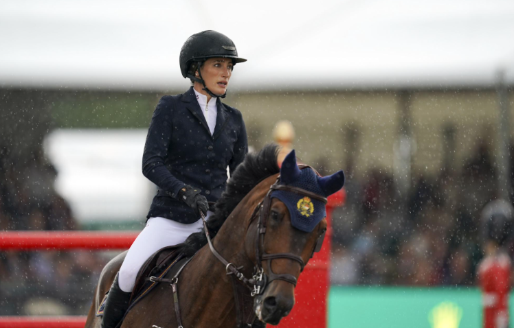 Born to Ride: Jessica Springsteen, Bruce's daughter, named to U.S. Olympic equestrian team