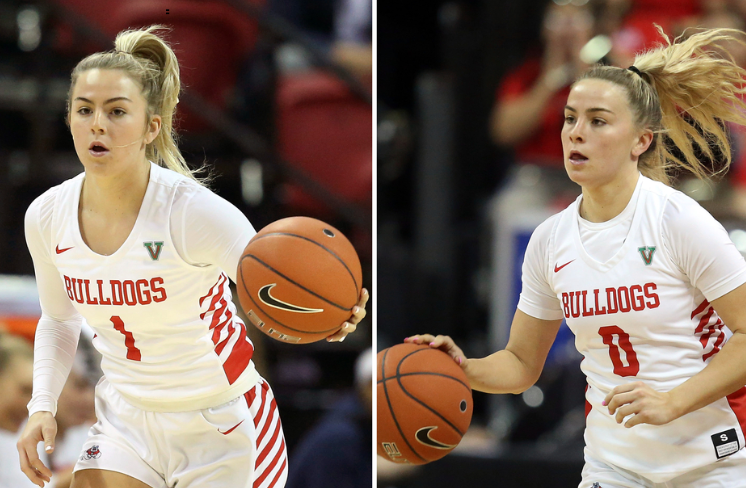 These twin sisters are college basketball stars and have 3 million TikTok followers. Now they're cashing in