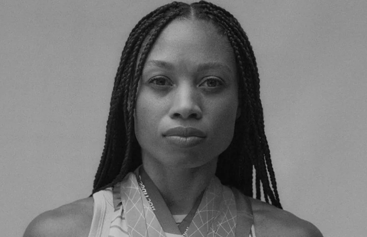 Olympian Allyson Felix shows her C-section scar, medals in powerful new photo