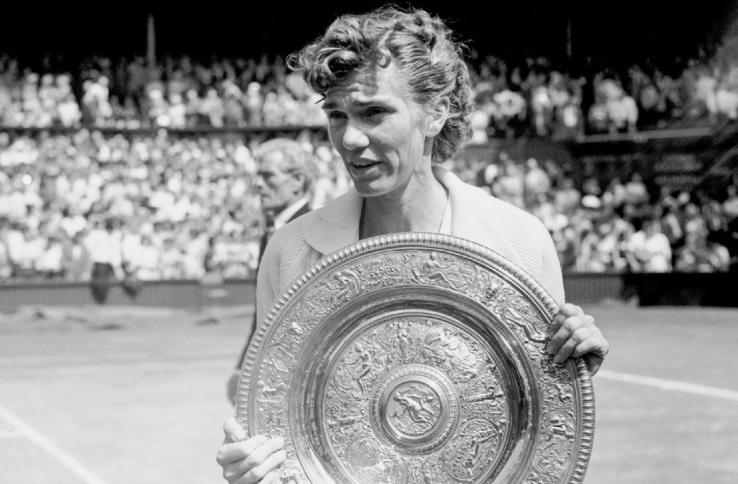 Shirley Fry Irvin, Hall of Famer who won career Grand Slam, dies at 94