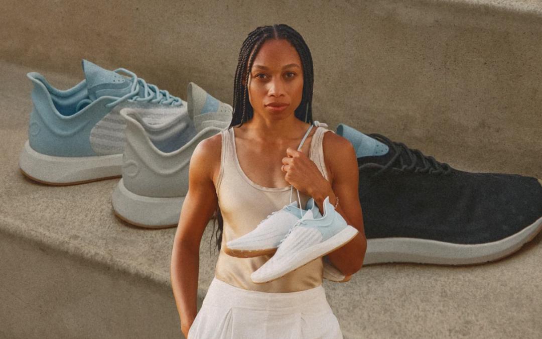 Sneakers are often designed for men by men. So track star Allyson Felix built her own
