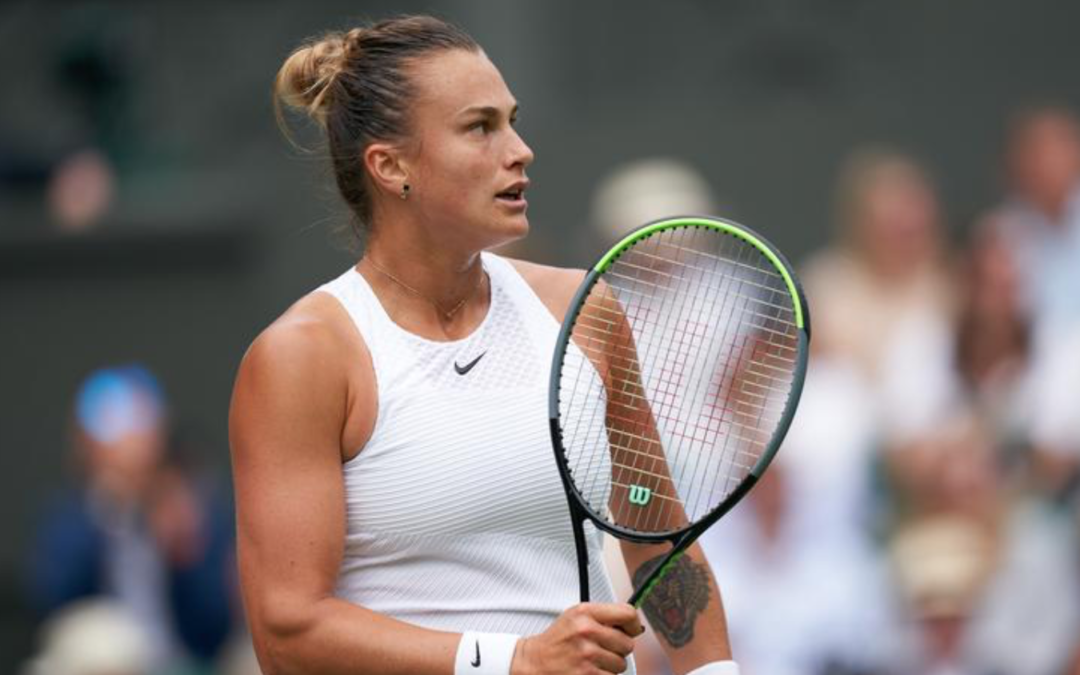 Olympics-Tennis-Fearless Sabalenka ready for 'new challenge' in Tokyo