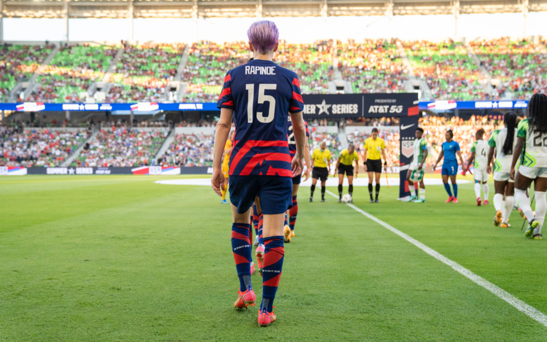 For the USWNT, Tokyo is a chance to make history and cement a remarkable legacy