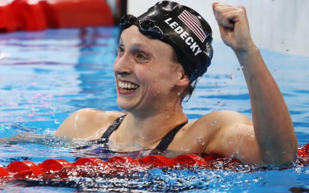 Olympics-Swimming-'Better and better' – Ledecky in the zone for Tokyo quest