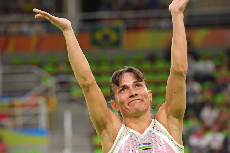 46-year-old gymnast insists Tokyo Olympics, her eighth, will be her last