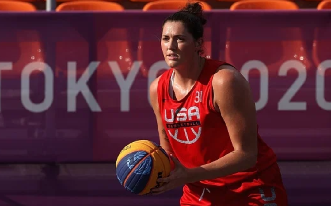 Chicago Sky's Stefanie Dolson 'Honored' to Introduce 3×3 Competitions to Olympic Fans