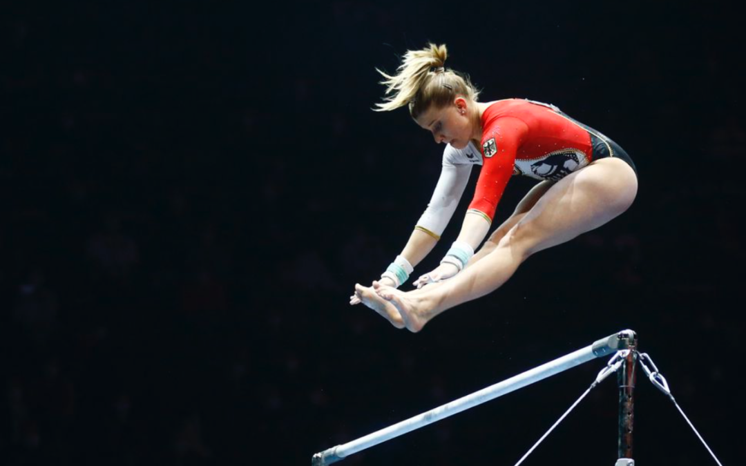Olympics-Gymnastics-German women take a stand in full-body suits in Tokyo