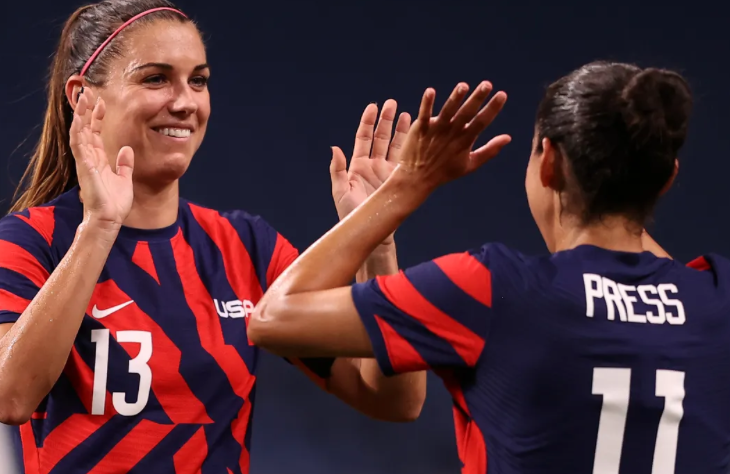 The U.S. Women's Soccer Team Is Still Denied Equal Pay—So Title Nine Is Writing Them a $1 Million Check