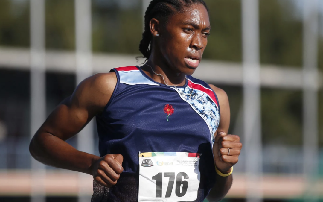 Olympic Runner Caster Semenya Wants To Compete, Not Defend Her Womanhood