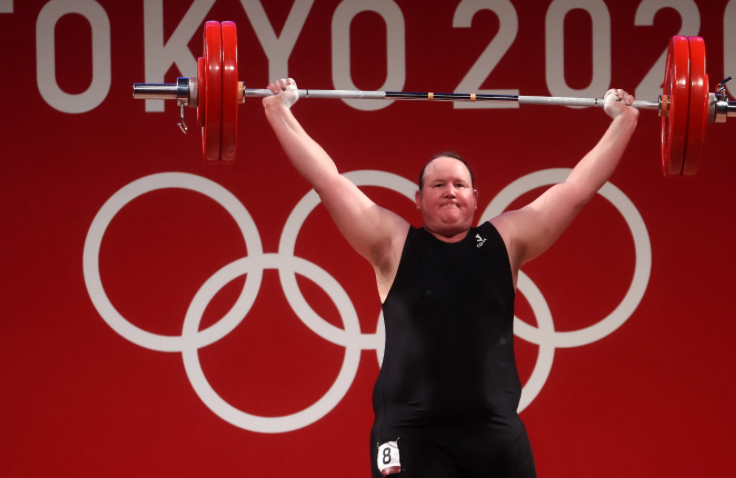 New Zealand's Laurel Hubbard made history as the first openly trans woman to compete at the Olympics