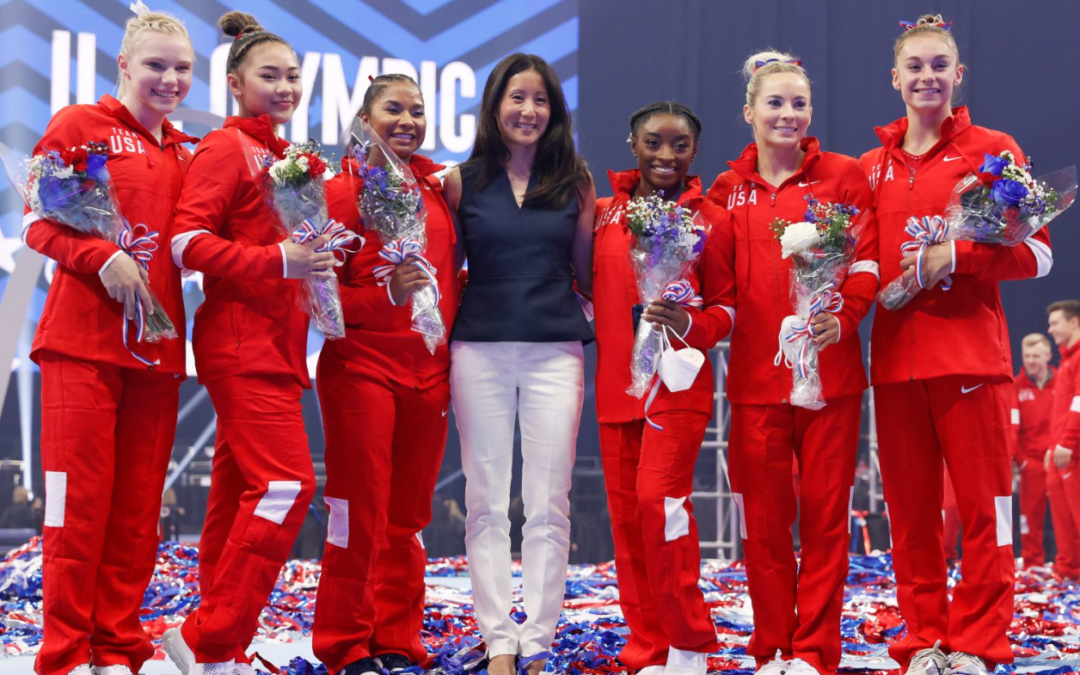 USA Gymnastics failing its athletes in different ways 5 years after Larry Nassar scandal
