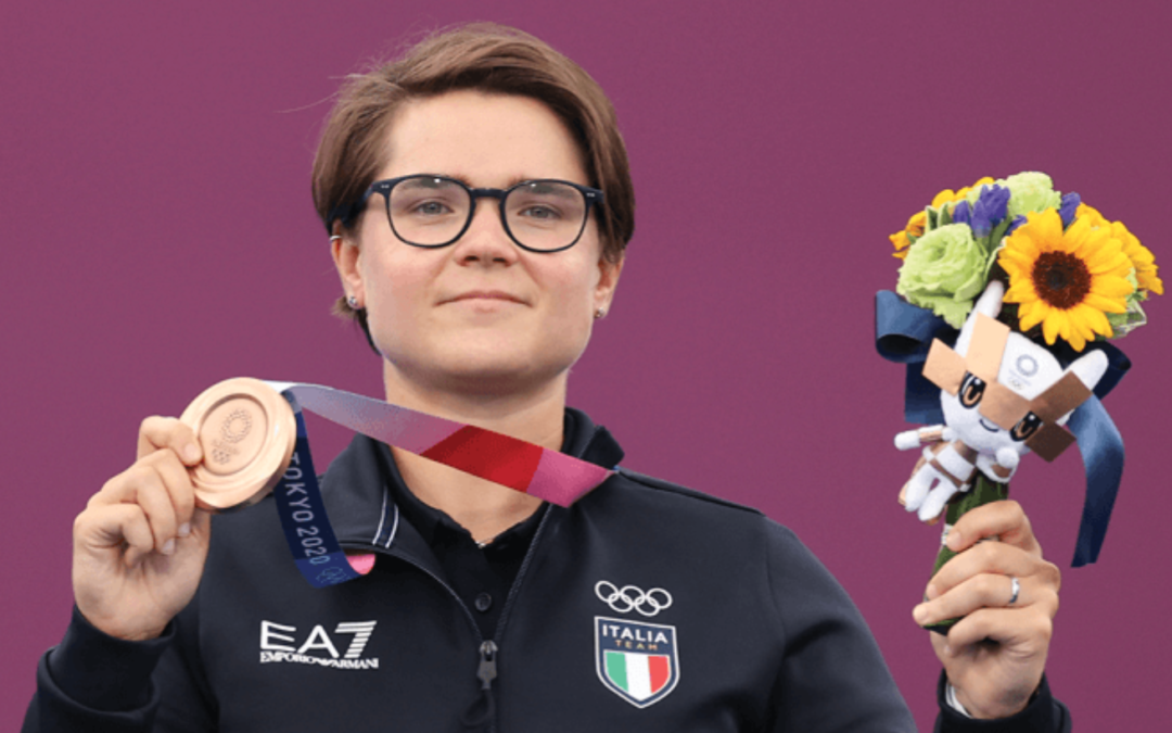 Italian Olympic Archer Lucilla Boari Comes Out After Winning Bronze