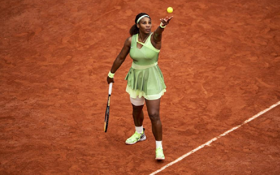 """Serena Williams Encourages Women in Sports to Persevere Amid Adversity: """"You Have to Keep Going"""""""