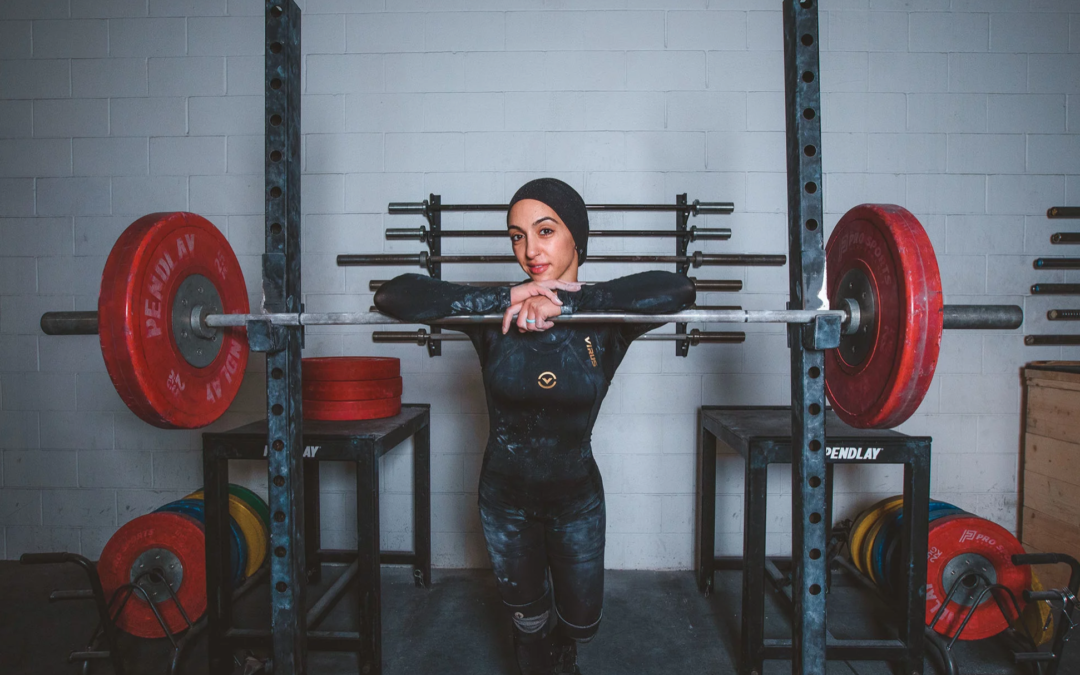 This Photographer Shines A Light On Muslim-American Women Athletes