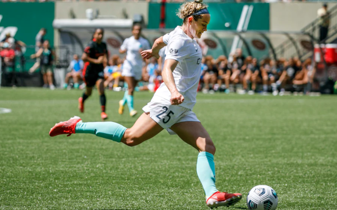 Sick of side hustles, NWSL players push back in fight for labor rights