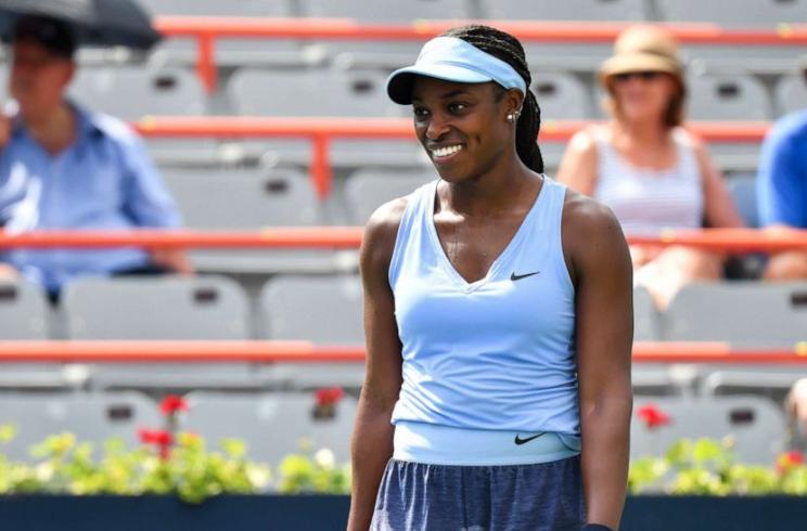 Sloane Stephens talks mental health ahead of US Open