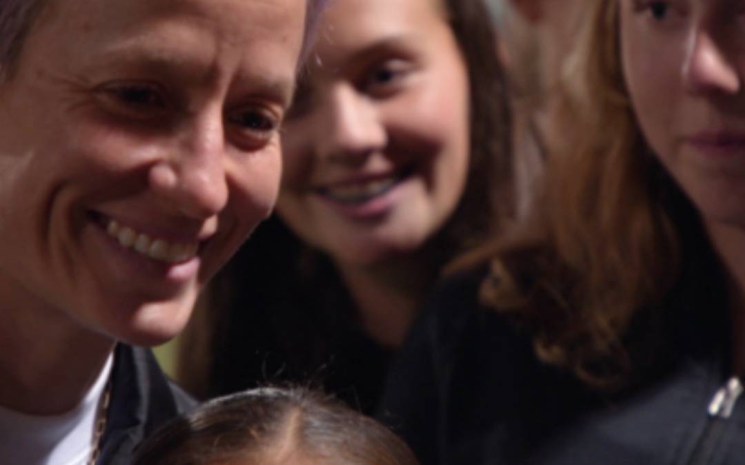 Megan Rapinoe: Our fight for equal pay is for the next generation