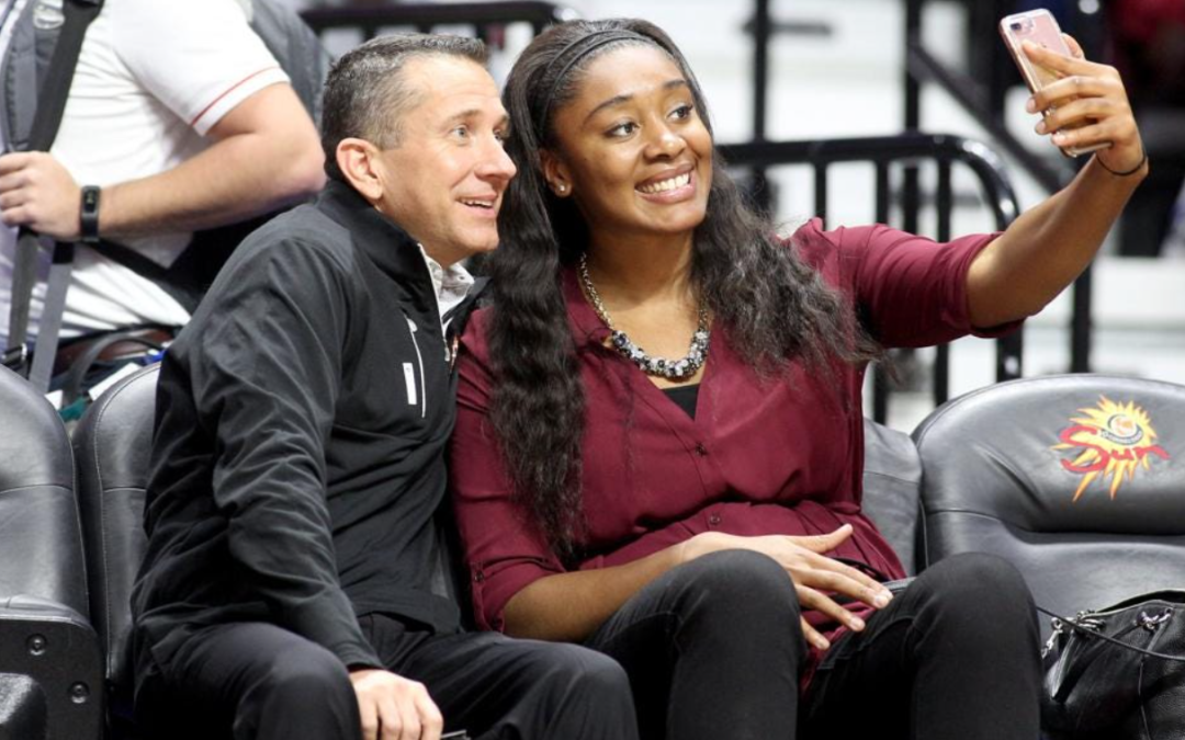 Retired WNBA Star Morgan Tuck Is Just Getting Started Changemaking With The Connecticut Sun