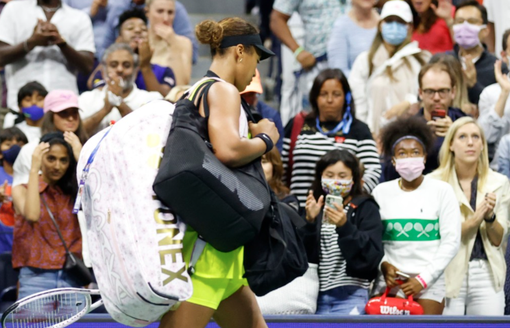 Naomi Osaka Following U.S. Open Defeat: 'Don't Know When I'm Going to Play' Again