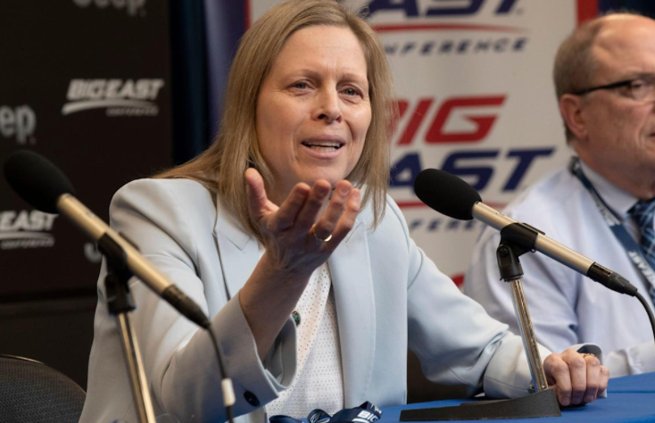 'Love of the game': Val Ackerman, new Hall of Famer, key contributor to basketball history