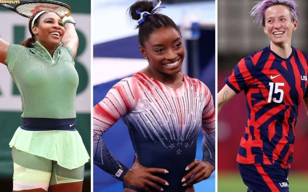 Williams, Rapinoe, Biles: Who are the top 10 highest paid sportswomen today?