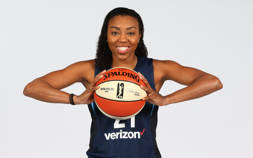 How Renee Montgomery Blazed Her Own Path To The Top | SLAM