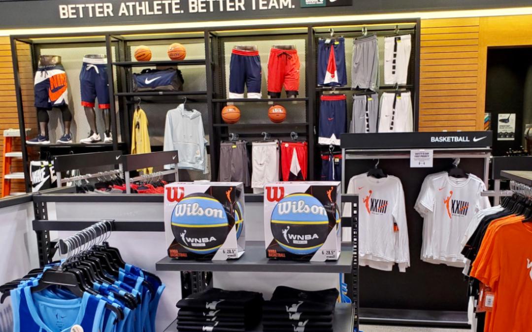 WNBA Announces DICK'S Sporting Goods as Official Retail Partner