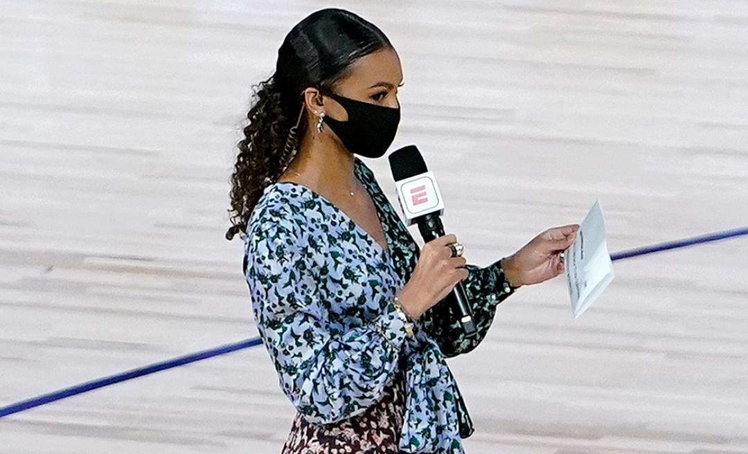 ESPN Picks Malika Andrews for NBA Coverage, Replacing Rachel Nichols