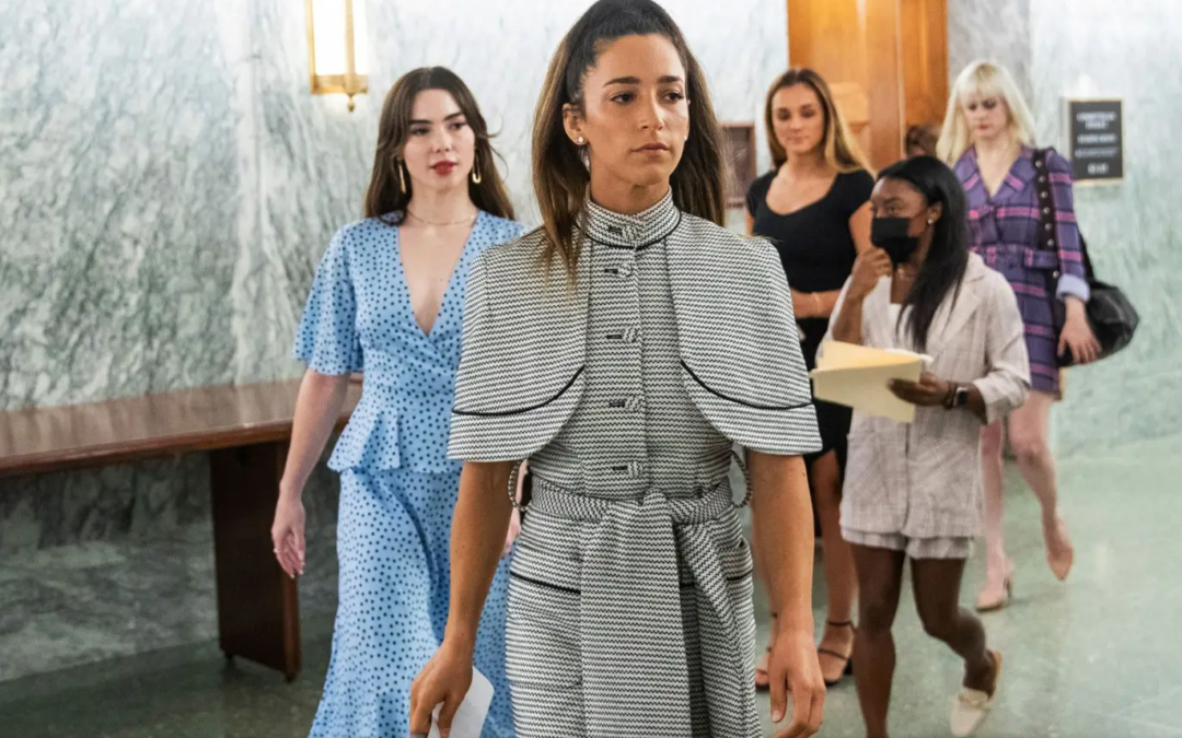 In a New Lifetime Documentary, Olympic Gymnast Aly Raisman Finds a Path to Healing After Her Experience With Sexual Abuse