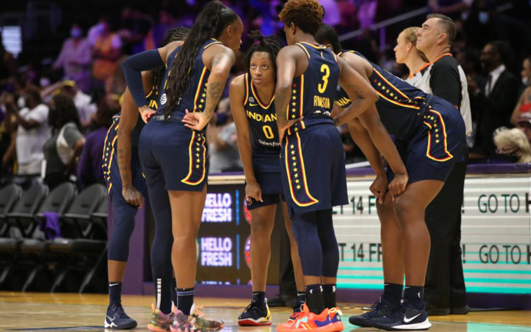 Indiana Fever Must Build On Season Of 'Small Victories' To Get Back To WNBA Playoffs