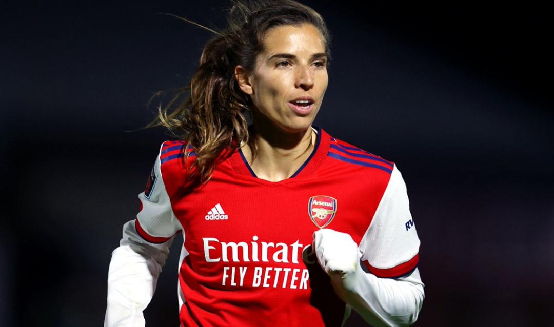 USWNT's Heath makes Arsenal debut as they thrash Man City