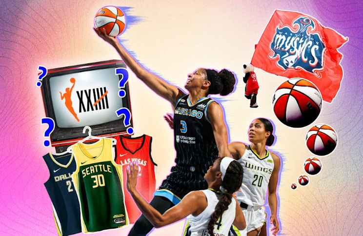 Confusing TV schedule, lack of accessible merch is hurting WNBA's growth