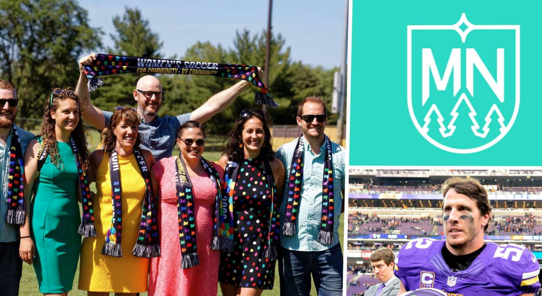 WOMEN'S FOOTBALL Backed by NFL and USWNT legends: Inside the unique women's soccer club coming to Minnesota