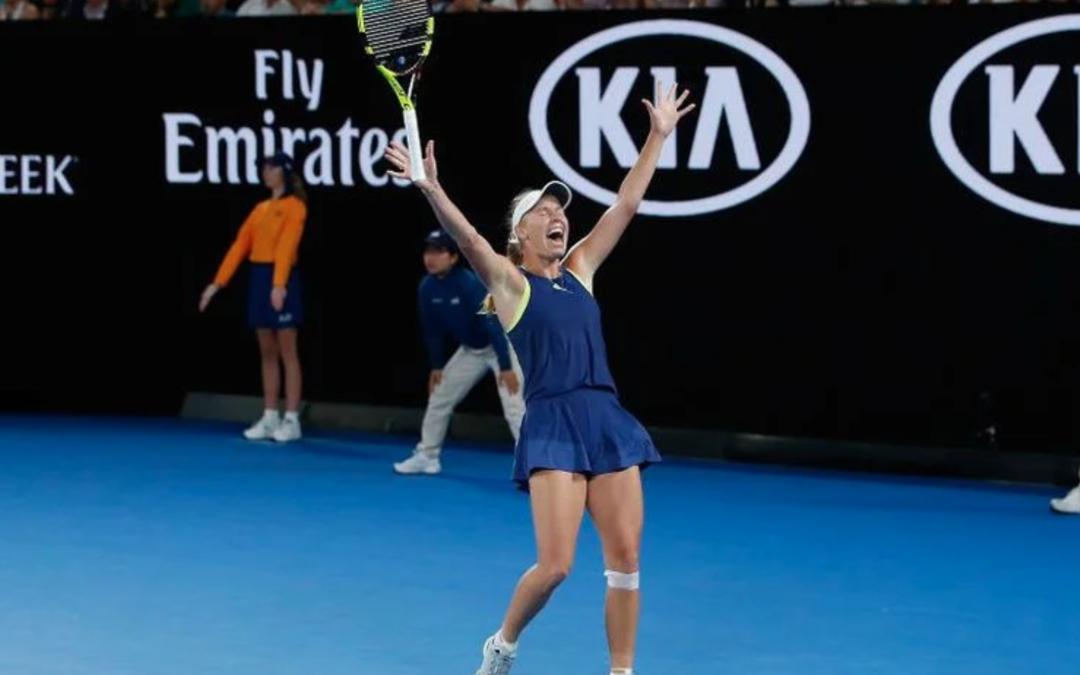 Caroline Wozniacki: The Grand Slam winner who defied all critics to rule the world